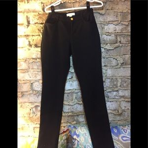 Michael Kors Polyester Stretch Pant Size 8